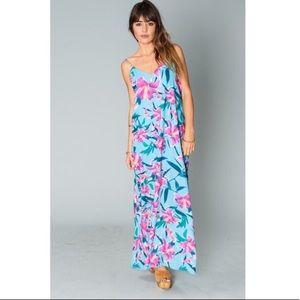 Show Me Your Mu Mu Montecito Maxi Dress